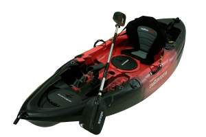Pro Fisher Red / Black