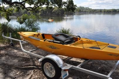 Hobie Kayak Trailer Maclean Outdoors Online